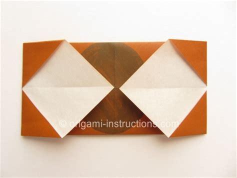 eye origami origami blinking eye folding