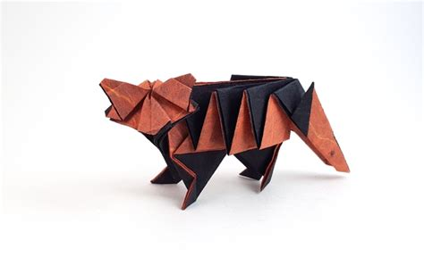 advanced origami tiger origami tigers and leopards page 1 of 2 gilad s