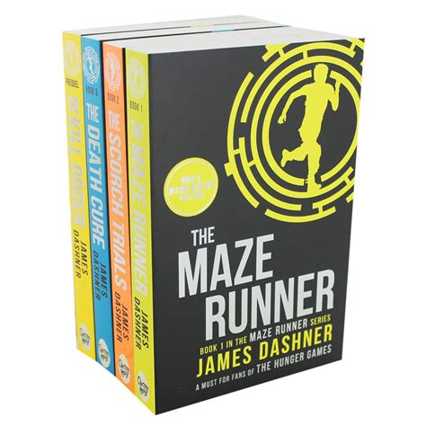 picture book series the maze runner book series by dashner books for