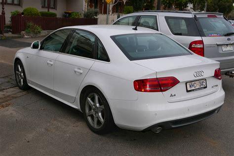2008 Audi A4 Convertible by 2008 Audi A4 2 0t Convertible 2 0l Turbo Cvt Auto
