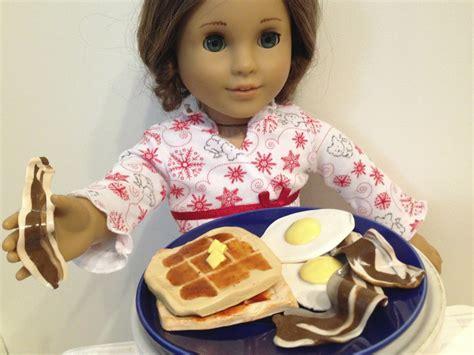 american doll crafts for diy american doll food