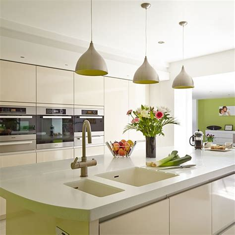 kitchen pendant lights uk modern white kitchen with island and pendant lights