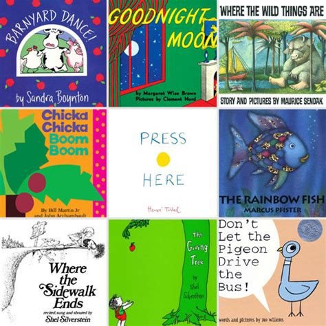 favorite picture books all time best children s books
