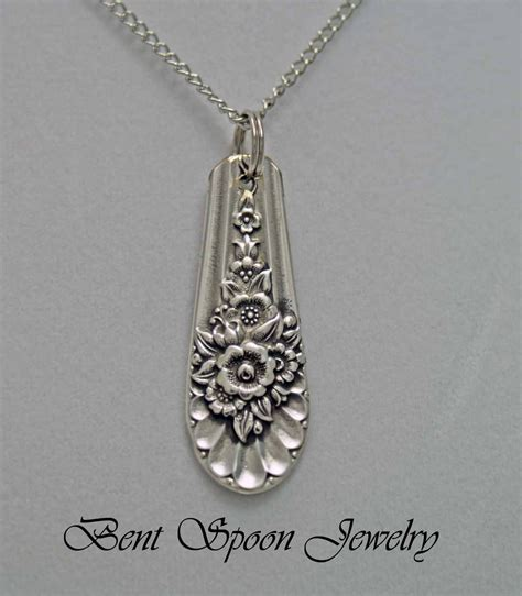 spoon jewelry how to make silverware jewelry spoon jewelry spoon necklace pendant