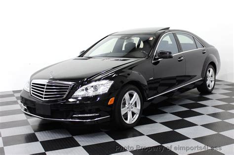 2012 Mercedes S550 4matic by 2012 Used Mercedes S Class Certified S550 4matic Awd