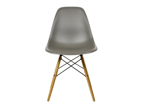 eames chair dsw buy the vitra dsw eames plastic side chair yellowish maple