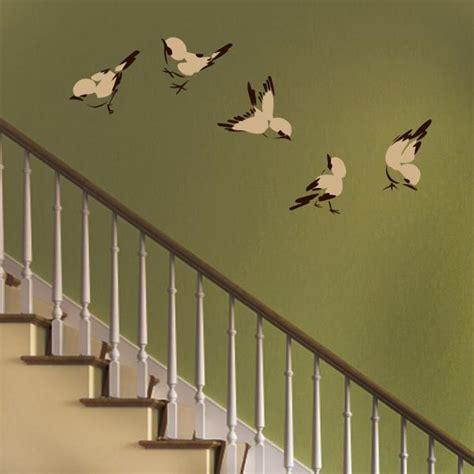 birds wall stickers printed bird wall decal set wall decal world