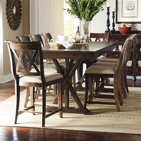 Dining Room Sets Bahama Large Dining Room Spaces With Pub Style Dining Room Sets