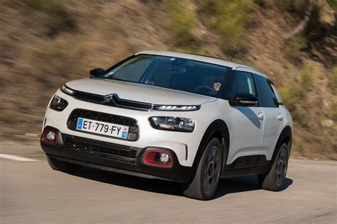 C4 Citroen by New Citroen C4 Cactus Review Comfort Is King Car Magazine