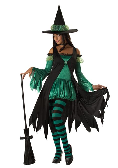 witch ideas emerald witch costume