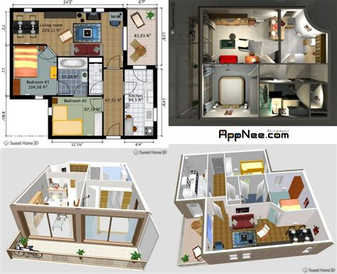 roomsketcher torrent sweet home 3d free home design software 1 studio