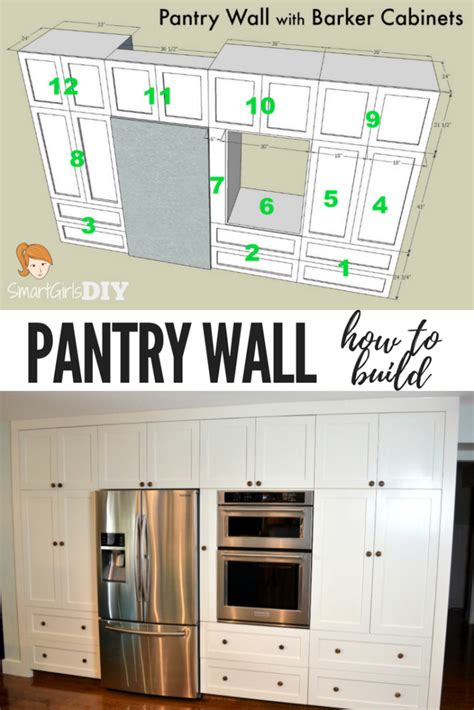 Bedroom Recessed Lighting Ideas how to build a pantry wall with barker cabinets