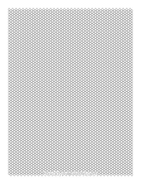 beading graph paper peyote stitch graph paper www imgkid the image kid