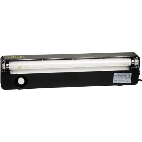 uvb light fixture zilla slimline desert 50 uvb t8 fluorescent fixture petco
