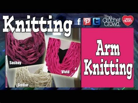 left handed arm knitting 23 insanely clever arm knitting projects and techniques
