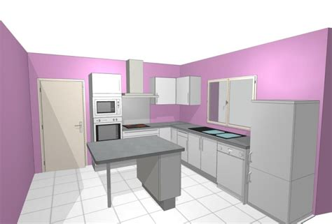 quelle couleur pour les murs de ma nouvelle cuisine