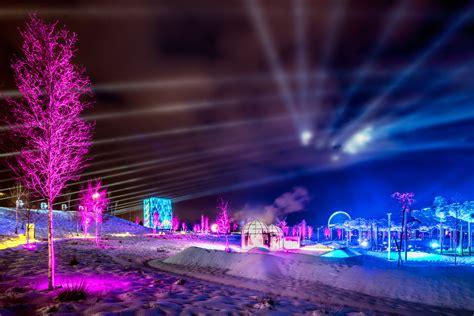 Der Garten Des Riesen by Light Up The Swarovski Lichtfestival Myinnsbruck