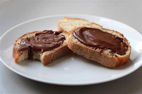 p 226 te 224 tartiner express au chocolat