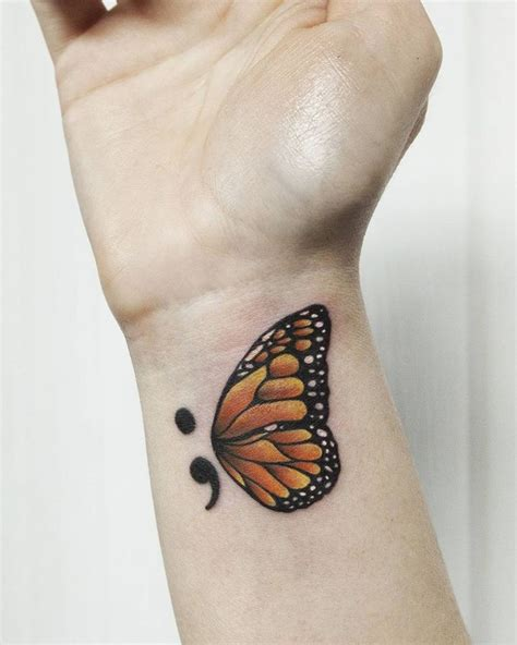 100 these butterfly tattoo meanings will best 25