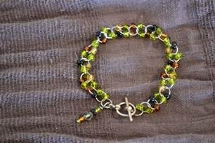 how to make jump rings for jewelry jump ring bead bracelet 183 how to make a bracelet