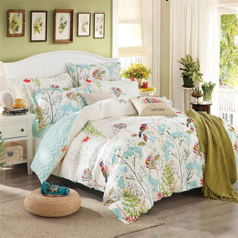 country bed sets aliexpress buy 40s cotton bedding sets