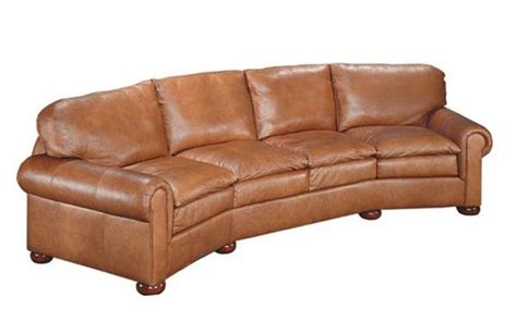 curved leather sofas durango sofa curved sofa creative leather