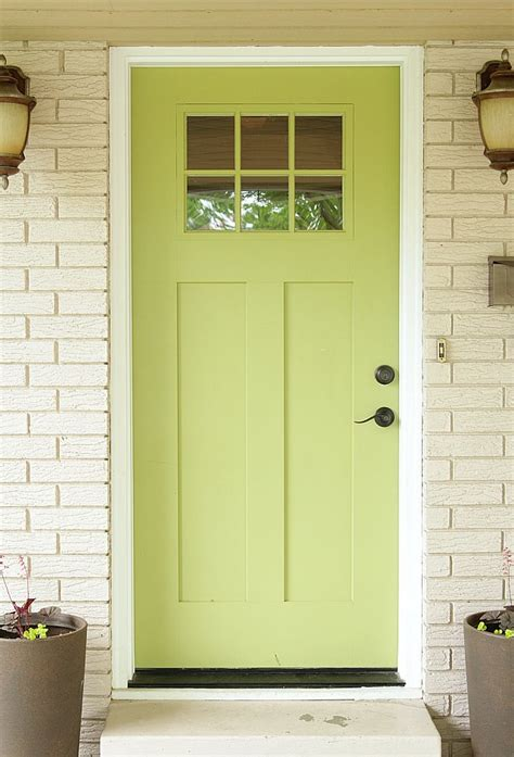 front door colors for house what paint colors to use on your front door popsugar home