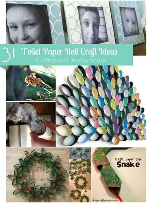 craft ideas for toilet paper rolls craftaholics anonymous 174 toilet paper roll crafts