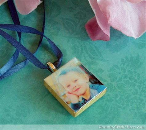 how to make scrabble tile pendants how to make a scrabble tile picture pendant running with