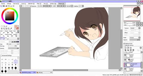 paint tool sai v1 easy paint tool sai v1 2 2 百度云网盘 下载 破解 uploaded