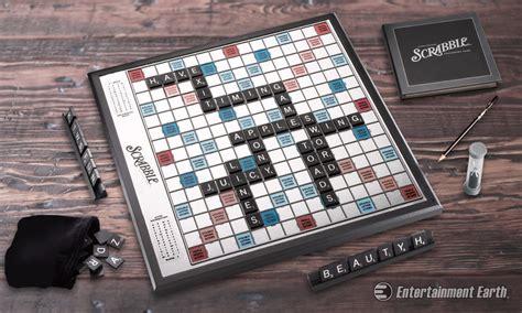 scrabble checker hasbro elevate with hasbro s scrabble onyx edition