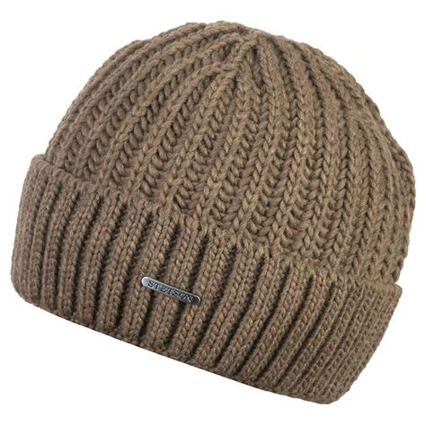 synonym for knitting york knit hat with cuff by stetson gbp 39 95 gt hats