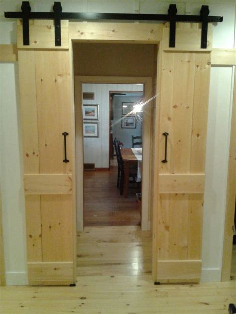 barn door style interior sliding doors