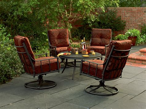 aluminum patio furniture with cushions patio design ideas outdoor patio furniture sets table ideas of metal pc