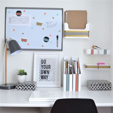 organize your desk 25 best desk organization trending ideas on