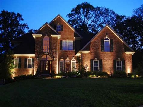 home landscape lighting design 66 best outdoor lighting ideas images on