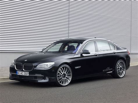 2009 Bmw 7 Series by Ac Schnitzer 2009 Bmw 7 Series Car Tuning