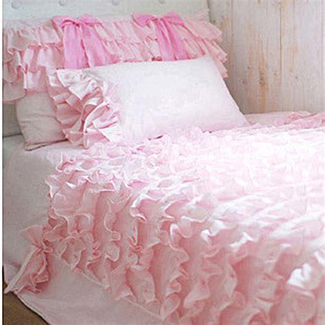 ruffled bedding sets ruffle bedding