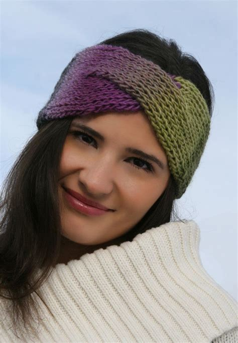how to knit headbands 25 best ideas about knit headband pattern on