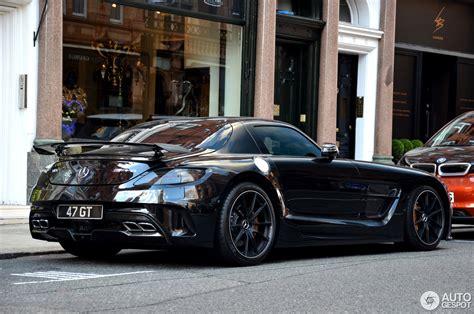 Black Series Mercedes by Mercedes Renntech Sls Amg Black Series 15 April