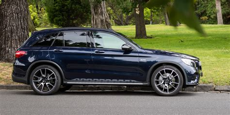 Mercedes Of by 2017 Mercedes Amg Glc43 Review Caradvice