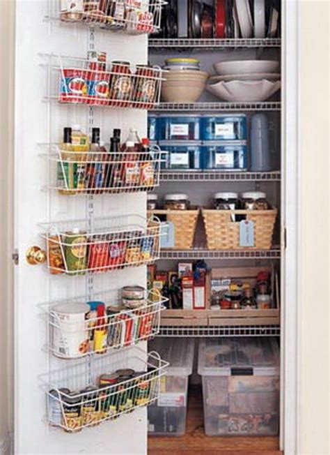 kitchen storage ideas for small spaces 31 kitchen pantry organization ideas storage solutions removeandreplace