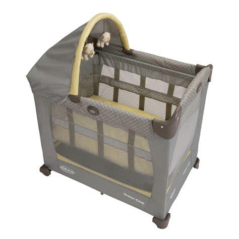 travel baby crib graco travel lite crib with stages peyton