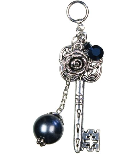 joann jewelry jewelry basics pendant sets key pearl 1 pk jo