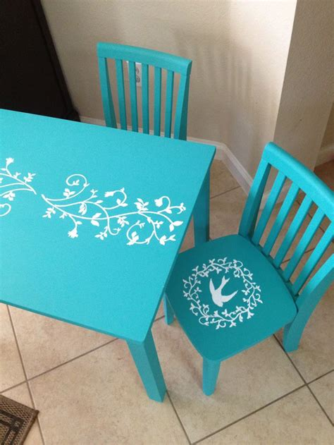 diy chalk paint chair diy chalk paint table and chairs paints
