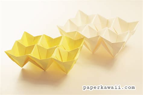 easy origami easter egg origami egg box tutorial easter paper kawaii