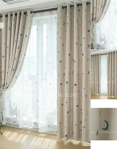 curtains baby nursery blackout curtains nursery homesfeed
