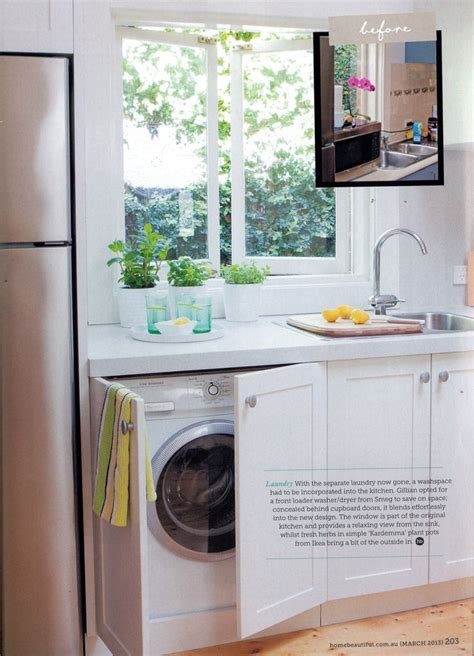 laundry in kitchen design ideas washer dryer in kitchen ideas laundry room modern with stackable k c r