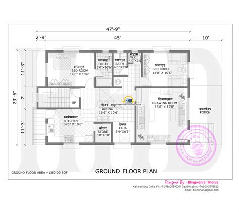 house designs and floor plans maharashtra house design with plan kerala home design and floor plans