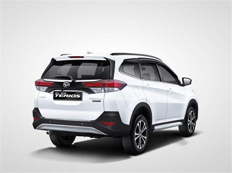 Toyota Daihatsu by Daihatsu S New Terios Puts The Dn Multisix Concept Into